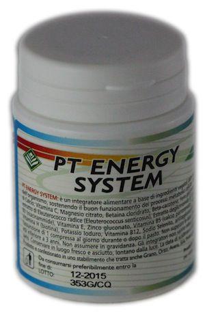 Gheos PT Energy 30 comprimidos