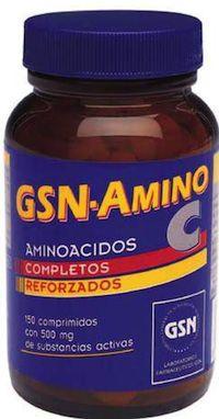 GSN Aminoácidos Completos 500mg 150 comprimidos