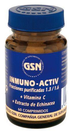 GSN Inmuno-Activ 60 comprimidos