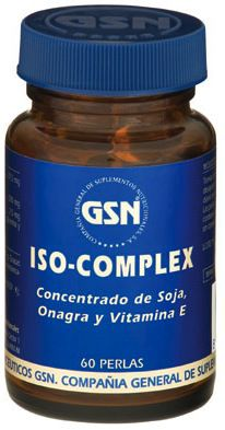 GSN Iso Complex 60 perlas