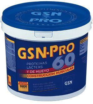 GSN Pro 60 sabor chocolate 1Kg