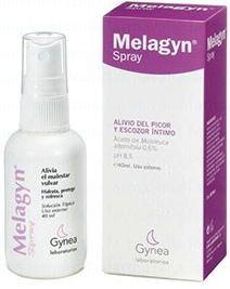 Gynea Melagyn spray 40ml
