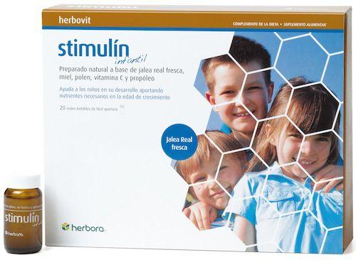 Herbora Stimulin Infantil 20 ampollas