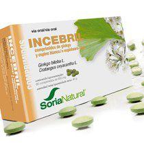 Soria Natural Incebril 60 comprimidos