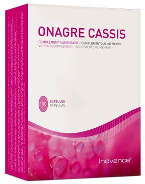 Inovance Onagra Cassis 100 cápsulas