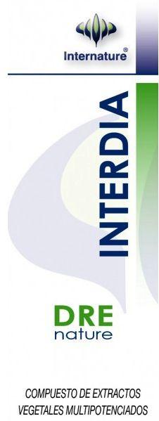 Internature Drenature Interdia gotas 30ml