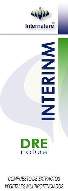 Internature Drenature Interinm gotas 30ml