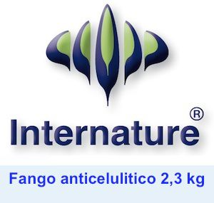 Internature Fango Anticelulítico 2,3Kg