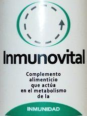 Internature Inmunovital 60 cápsulas