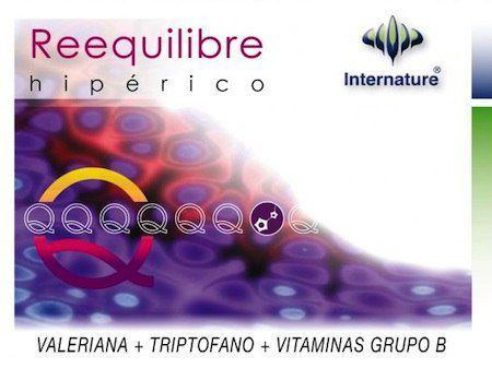 Internature Reequilibre 60 cápsulas