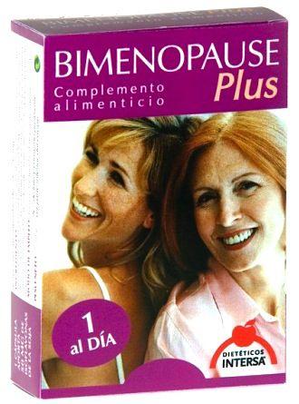 Intersa Bimenopause Plus 30 cápsulas