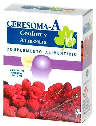 Intersa Ceresoma A Armonia Cerebral 10 ampollas
