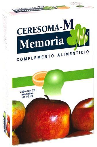 Intersa Ceresoma M Memorización 20 ampollas