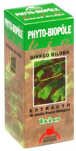Intersa Phyto-Biopole Bio Ginkgo Biloba 50ml