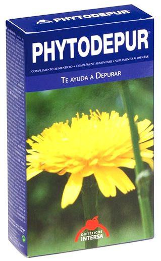 Intersa Phytodepur 60 cápsulas
