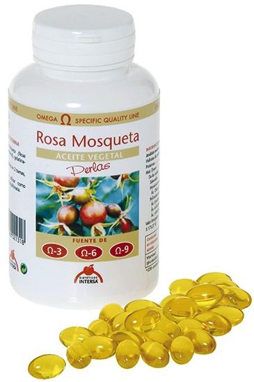 Intersa Rosa Mosqueta 100 perlas