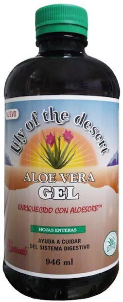 Lily of the Desert Gel de Aloe Vera 99,5% 946ml