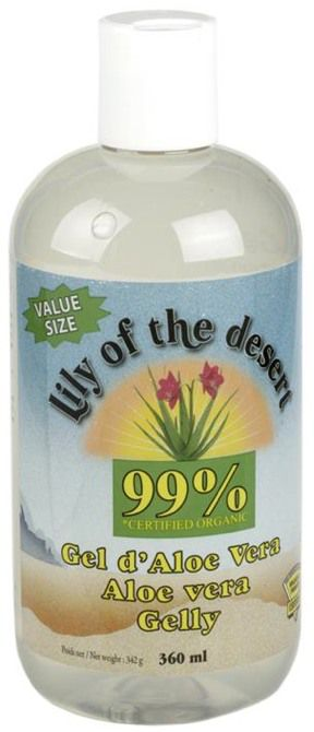 Lily of the Desert Gelly de Aloe Vera 99% 360ml