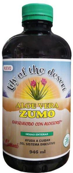 Lily of the Desert Zumo de Aloe Vera 99,7%  946ml