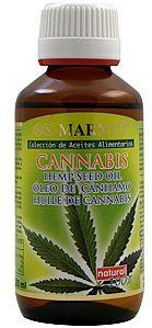 Marnys Aceite de Cannabis Cañamo 125ml
