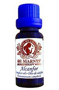 Marnys Alcanfor Aceite Esencial 15ml