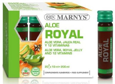 Marnys Aloe Royal 20 viales