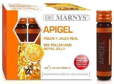 Marnys Apigel 20 viales