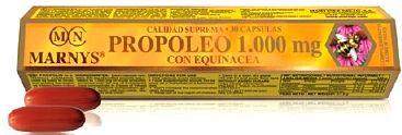 Marnys Propoleo 1000mg con Echinacea 30 perlas