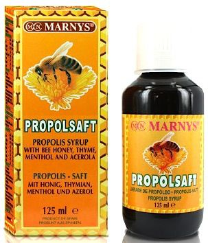 Marnys Propolsaft jarabe 125ml