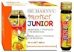 Marnys Protect Junior 20 viales