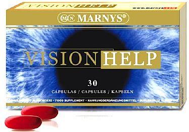 Marnys Visionhelp 30 perlas