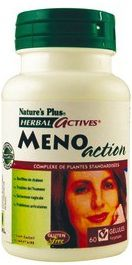 Nature's Plus Meno Action 60 cápsulas