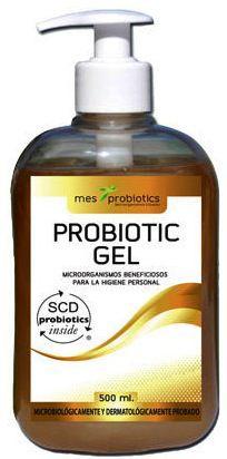 Mes Probiotics Probiotic Gel 500ml