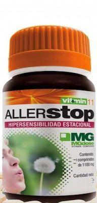 MGdose Allerstop 30 comprimidos
