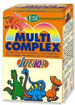 ESI Multicomplex Junior 80 comprimidos
