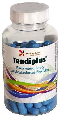 Mundonatural Tendiplus 90 cápsulas