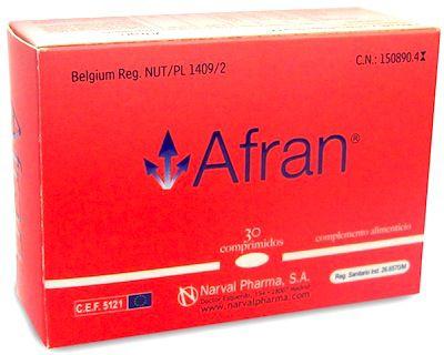 Narval Pharma Afran 30 comprimidos