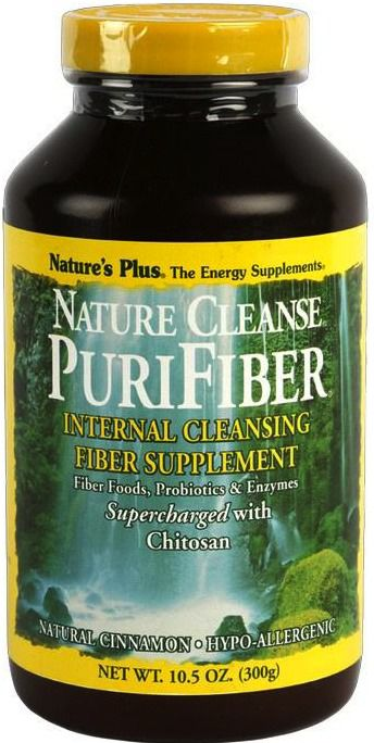 Nature's Plus Nature Cleanse PuriFiber 300g