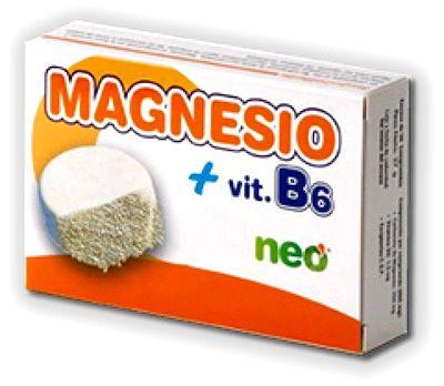 Neo Magnesio y Vitamina B6 30 comprimidos