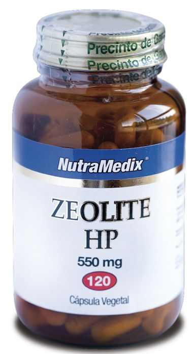 NutraMedix Zeolite HP 120 cápsulas
