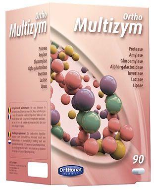 Orthonat Multizym 90 cápsulas
