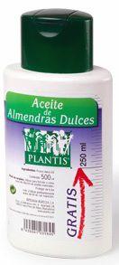 Plantis Aceite de Almendras Dulces 500ml