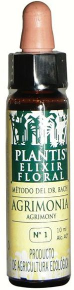 Plantis Agrimony 10ml