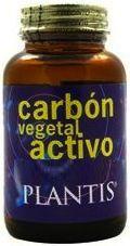 Plantis Carbón Activo 60 cápsulas