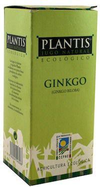 Plantis Jugo Ginkgo 250ml