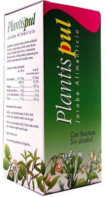 Plantis Plantispul Eco Jarabe 250ml