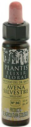 Plantis Wild Oat 10ml
