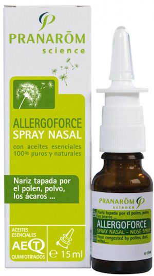 Pranarom Allergoforce Spray Nasal 15ml