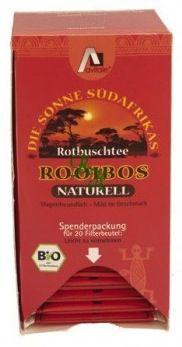 Rooibos Natural Bio 20 filtros