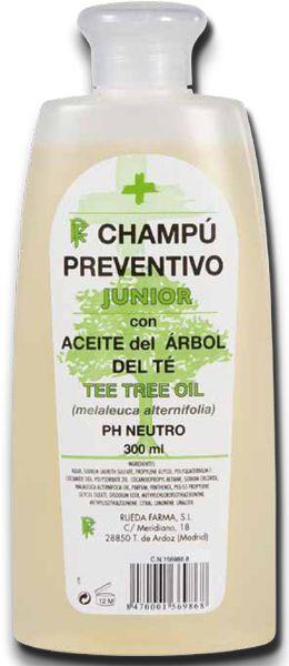 Rueda Farma Champú Preventivo Piojos Junior 300ml